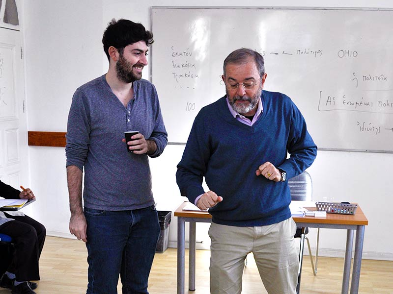 Discount of 200 shekels on all September Intensive language courses